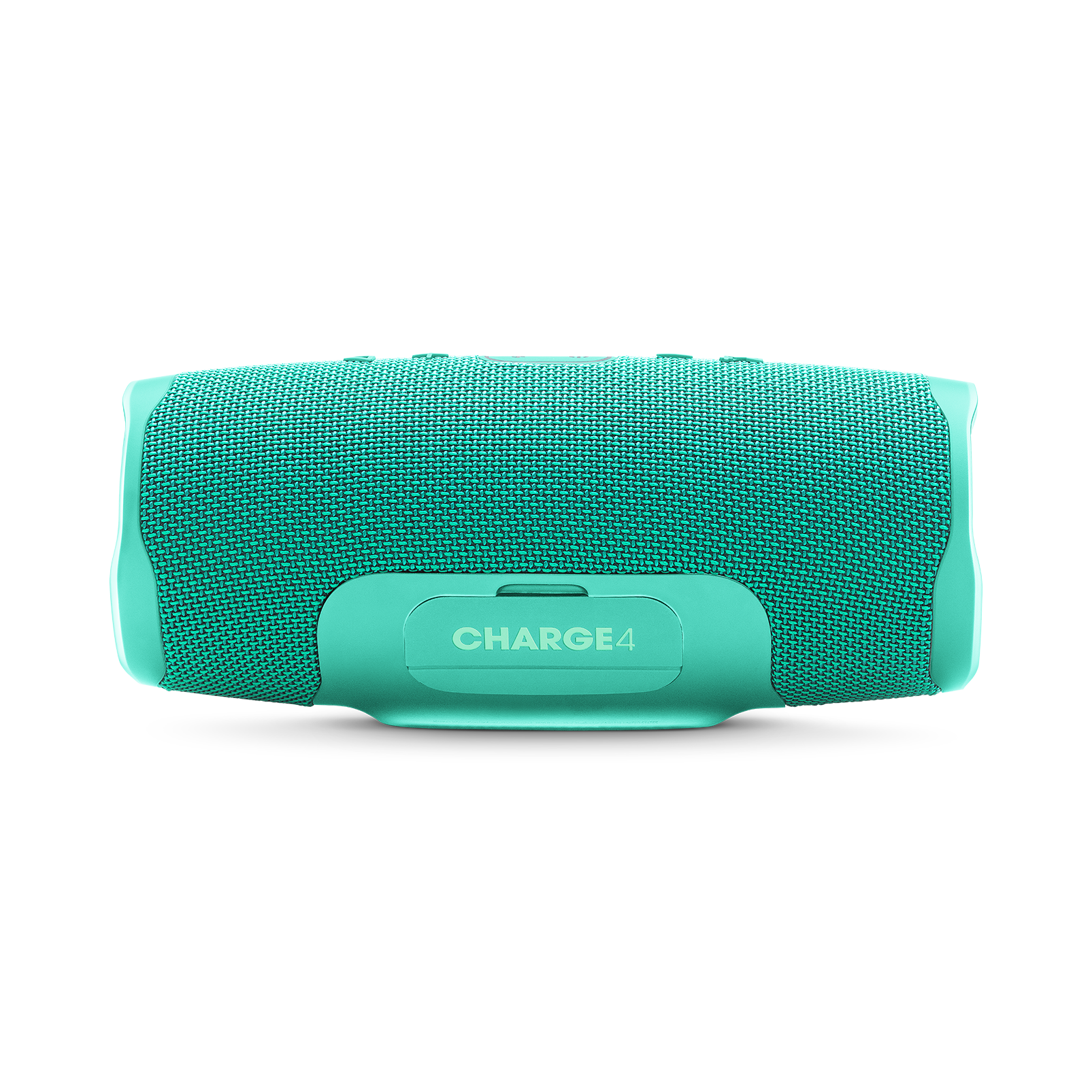 JBL Charge 4 - Teal - Portable Bluetooth speaker - Back