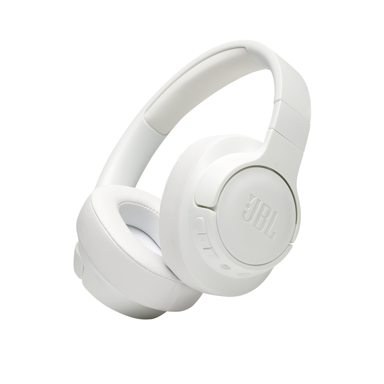 JBL TUNE 700BT - White - Wireless Over-Ear Headphones - Hero