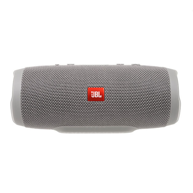 JBL Charge 3 - Grey - Full-featured waterproof portable speaker with high-capacity battery to charge your devices - Detailshot 15