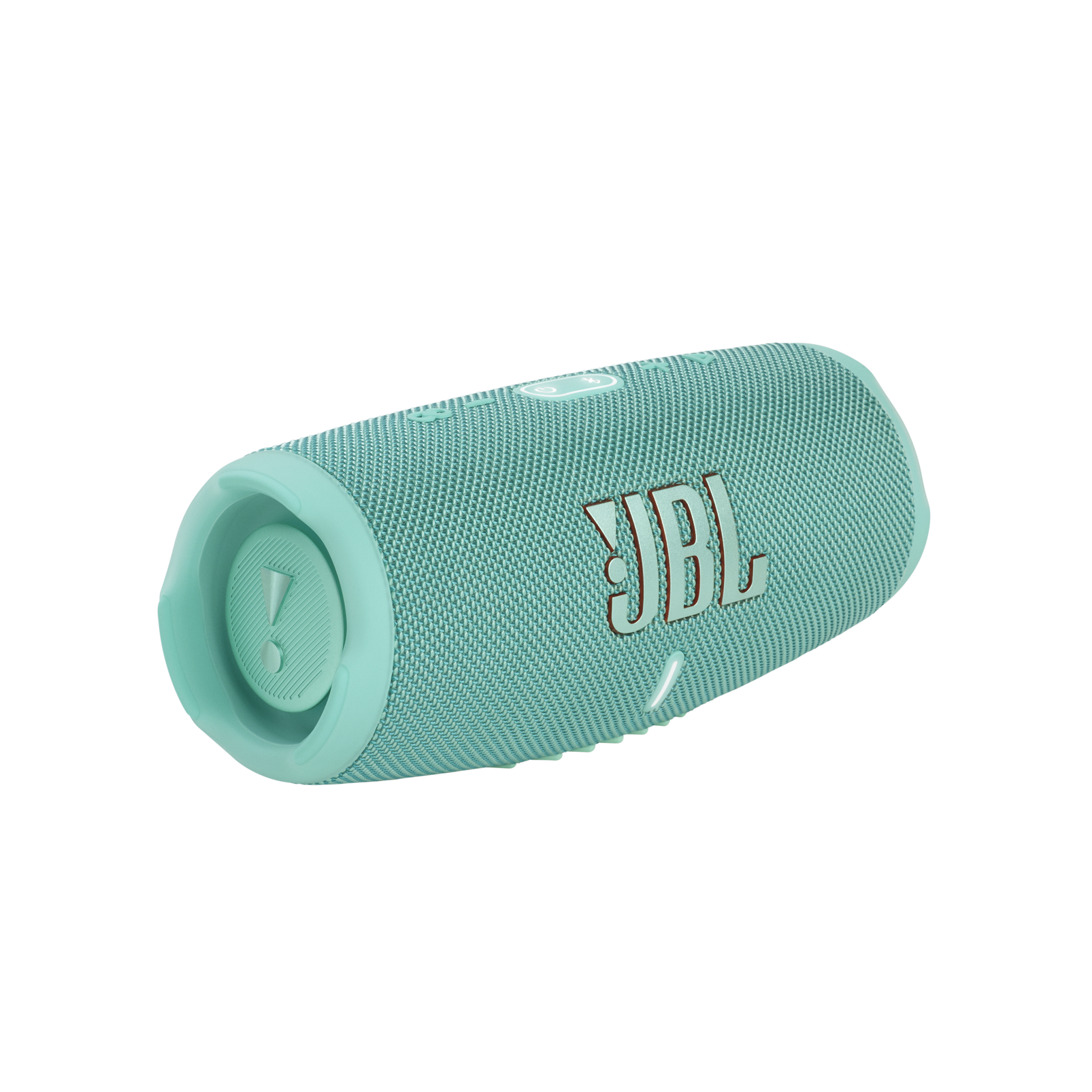JBL CHARGE 5 - Teal - Portable Waterproof Speaker with Powerbank - Hero