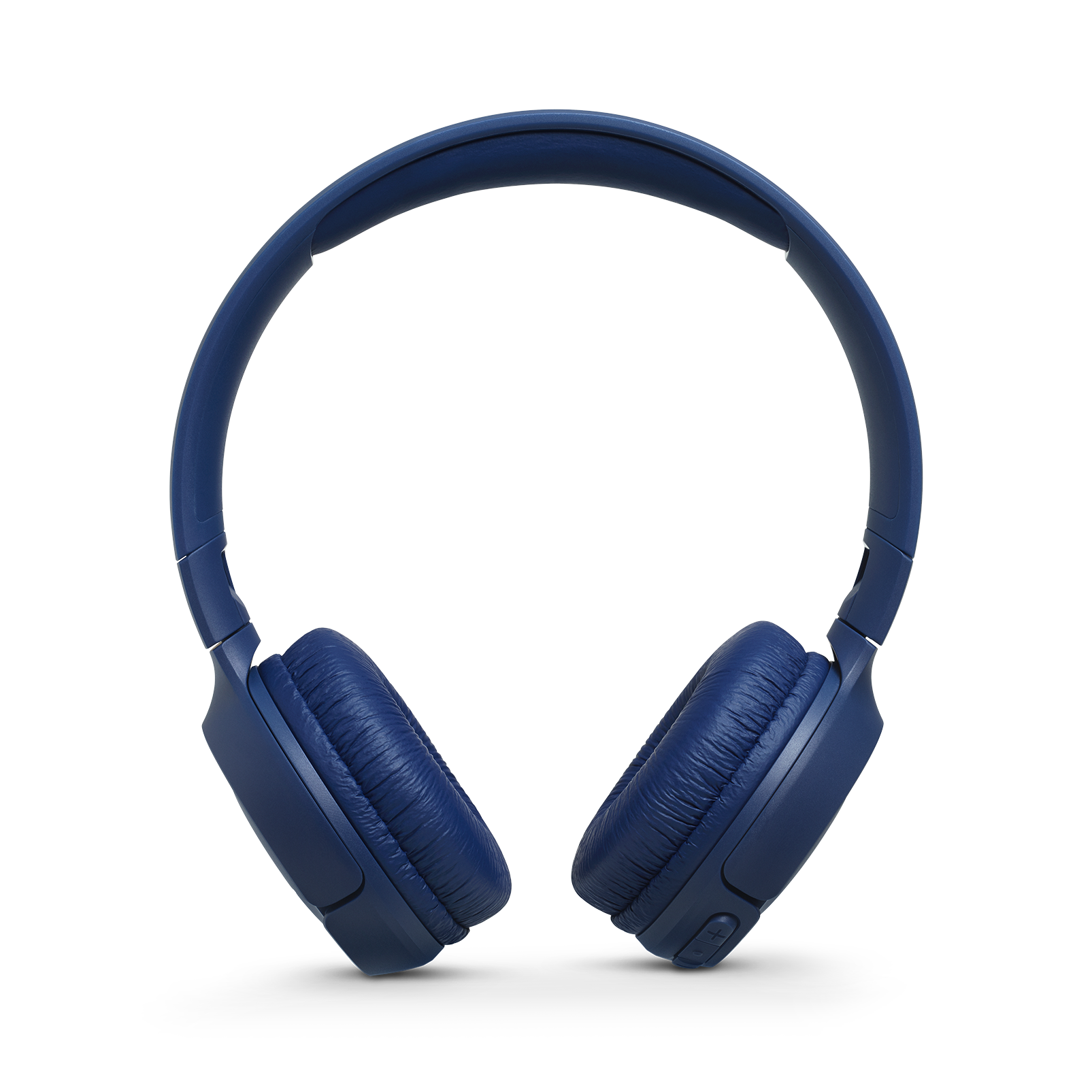 JBL TUNE 500BT - Blue - Wireless on-ear headphones - Front