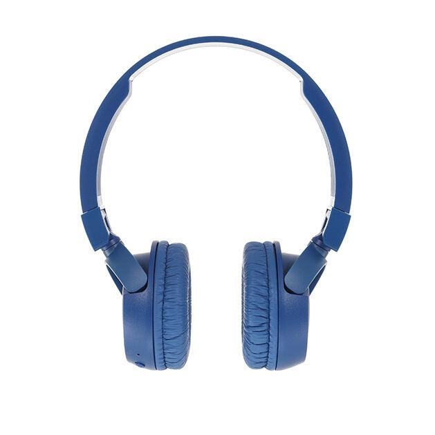 JBL T450BT - Blue - Wireless on-ear headphones - Detailshot 15