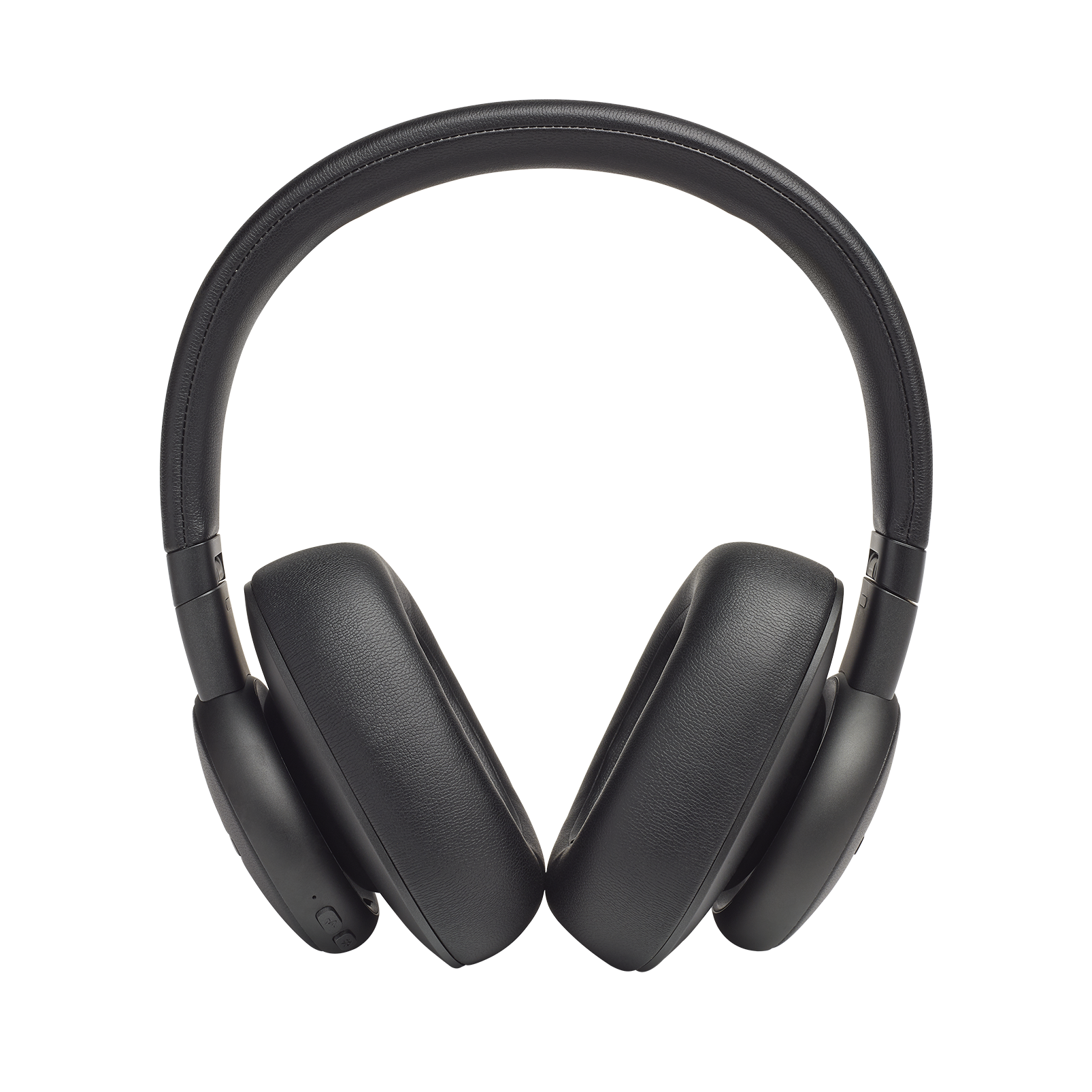 Harman Kardon FLY ANC - Black - Wireless Over-Ear NC Headphones - Front