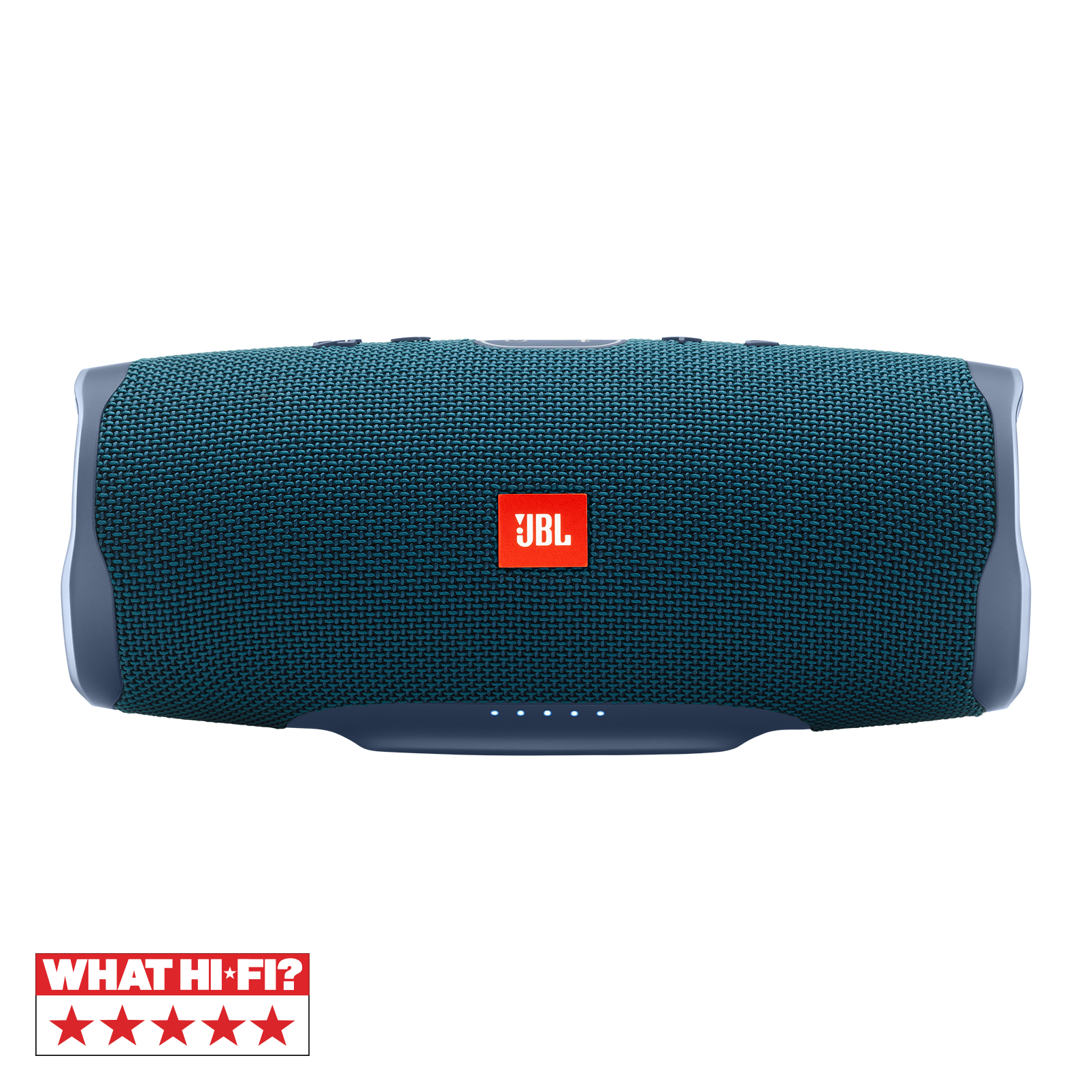 JBL Charge 4 - Blue - Portable Bluetooth speaker - Hero