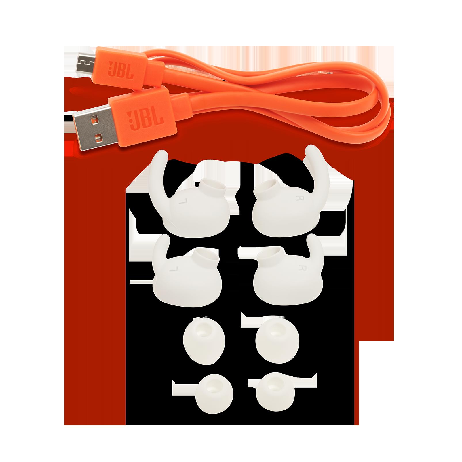 EVEREST 110GA - Silver - Wireless in-ear headphones - Detailshot 3