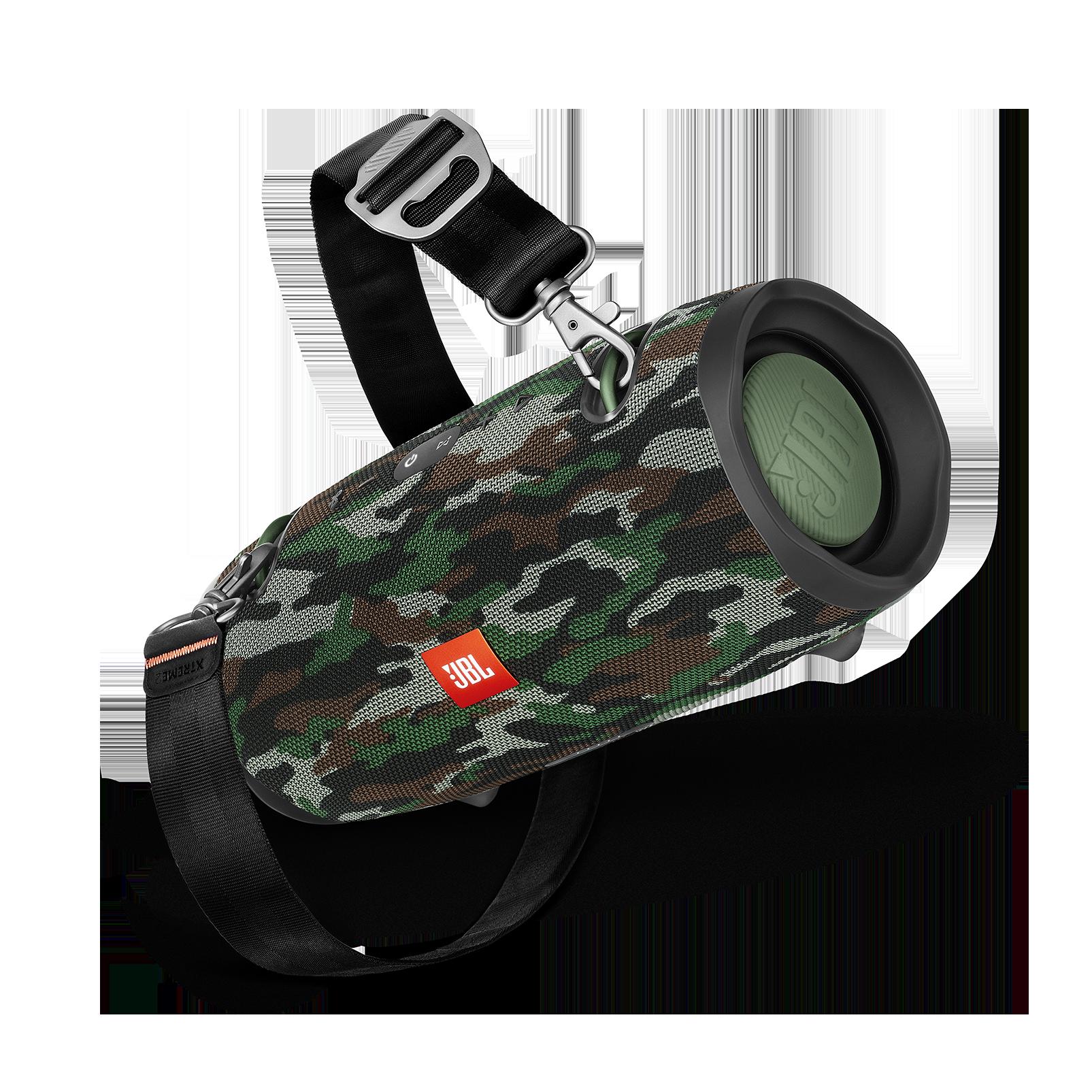 JBL Xtreme 2 - Squad - Portable Bluetooth Speaker - Detailshot 2