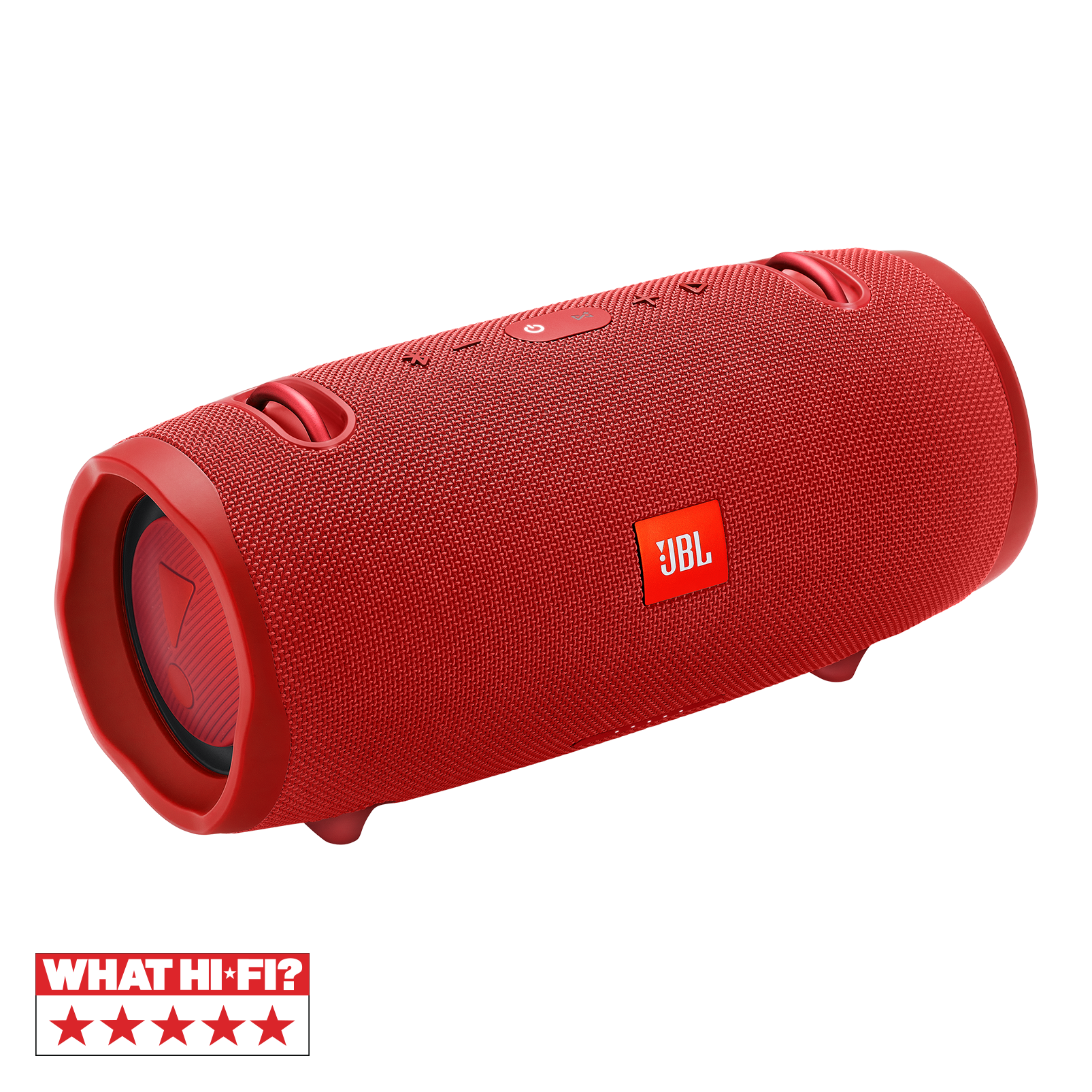 JBL Xtreme 2 - Red - Portable Bluetooth Speaker - Hero