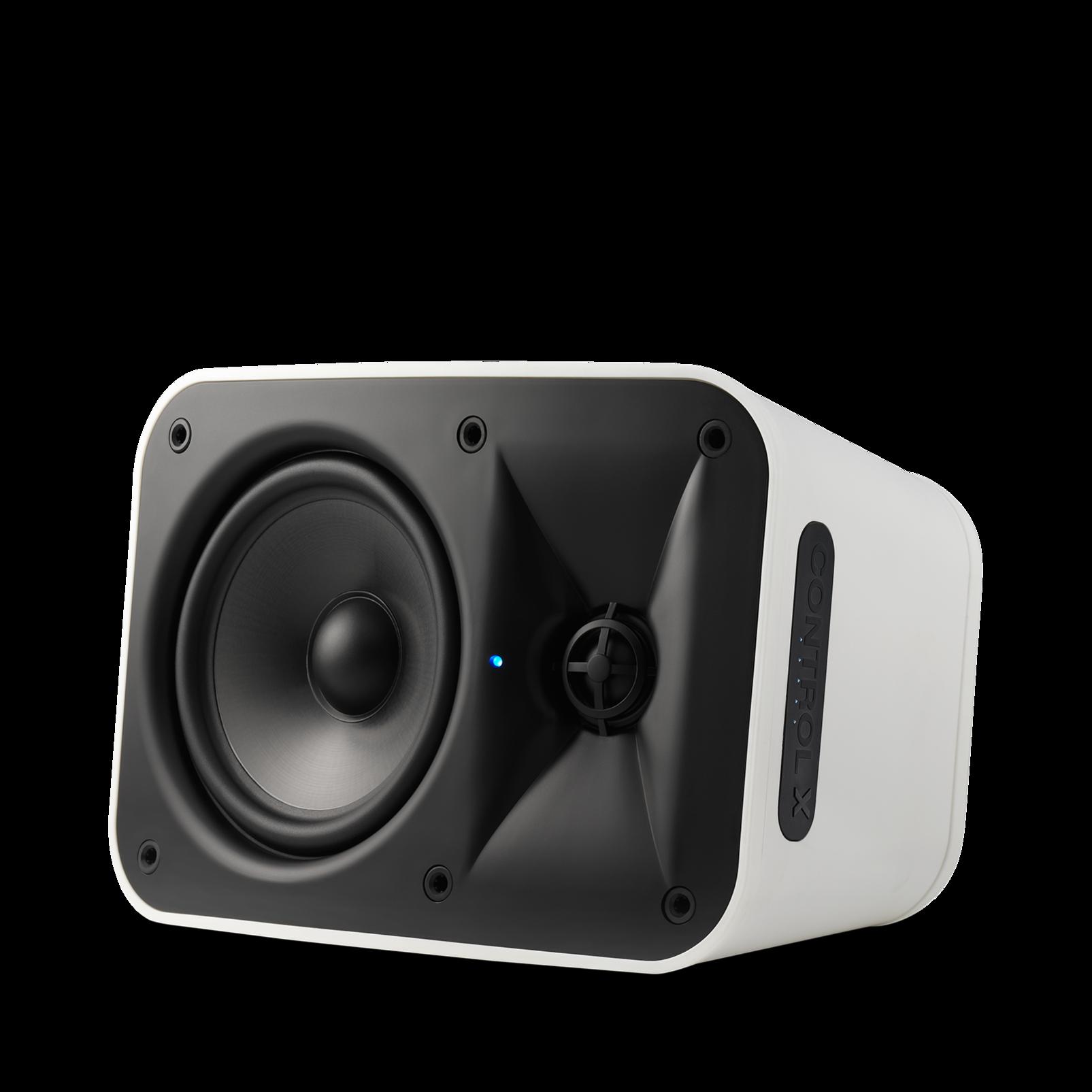 """JBL Control X - White - 5.25"""" (133mm) Indoor / Outdoor Speakers - Detailshot 10"""