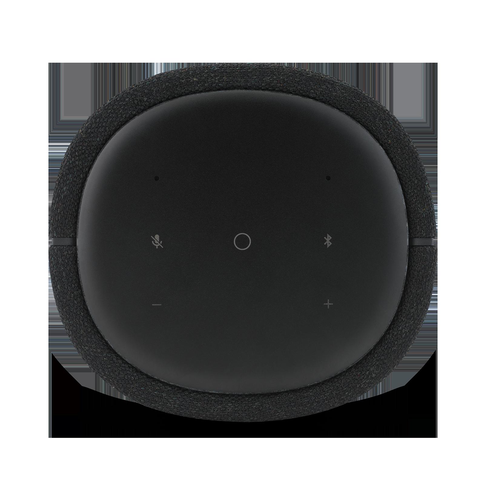 Harman Kardon Citation 100 - Black - The smallest, smartest home speaker with impactful sound - Detailshot 2