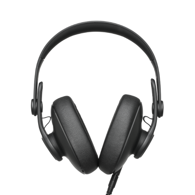 K361 - Black - Over-ear, closed-back, foldable studio headphones  - Detailshot 1