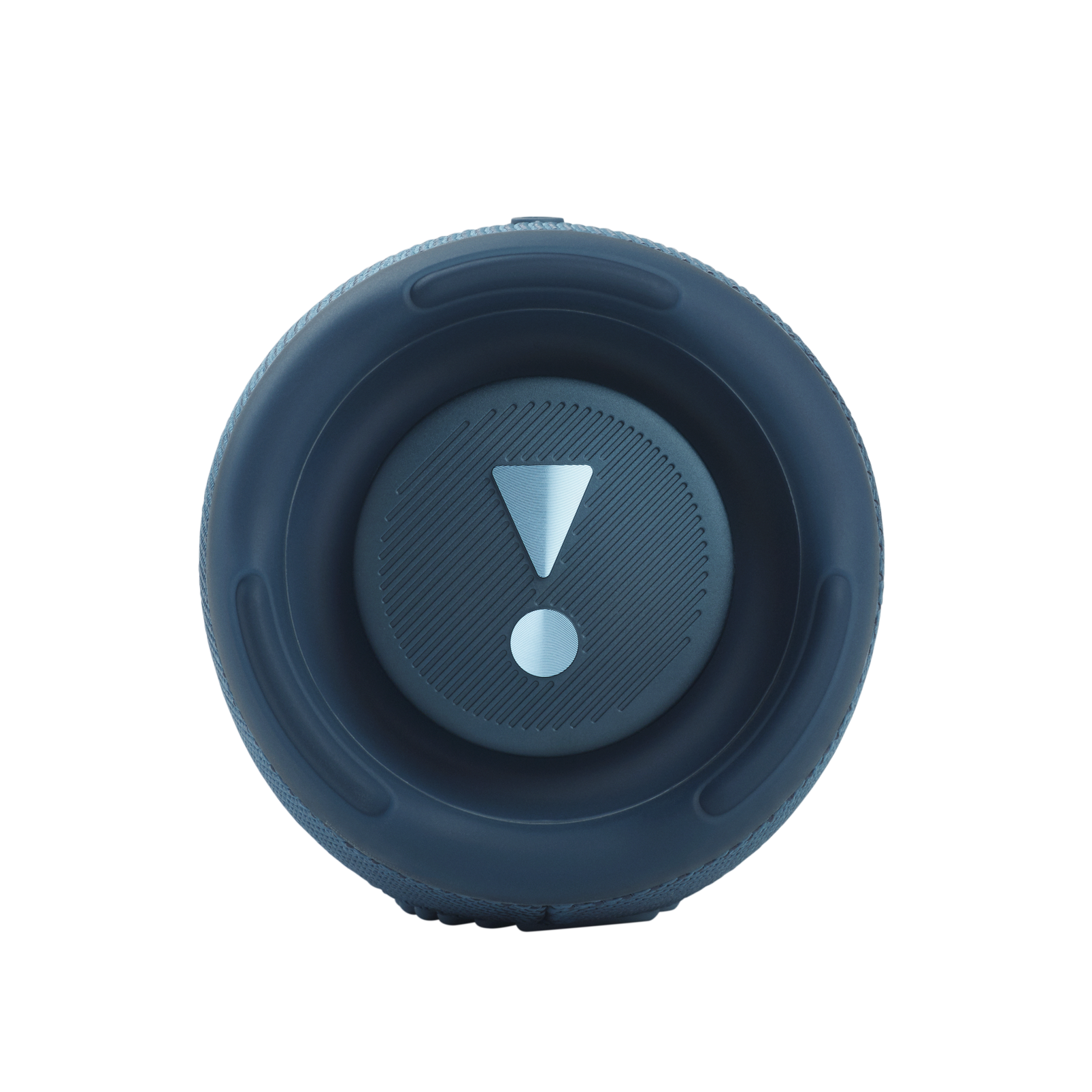 JBL CHARGE 5 - Blue - Portable Waterproof Speaker with Powerbank - Left