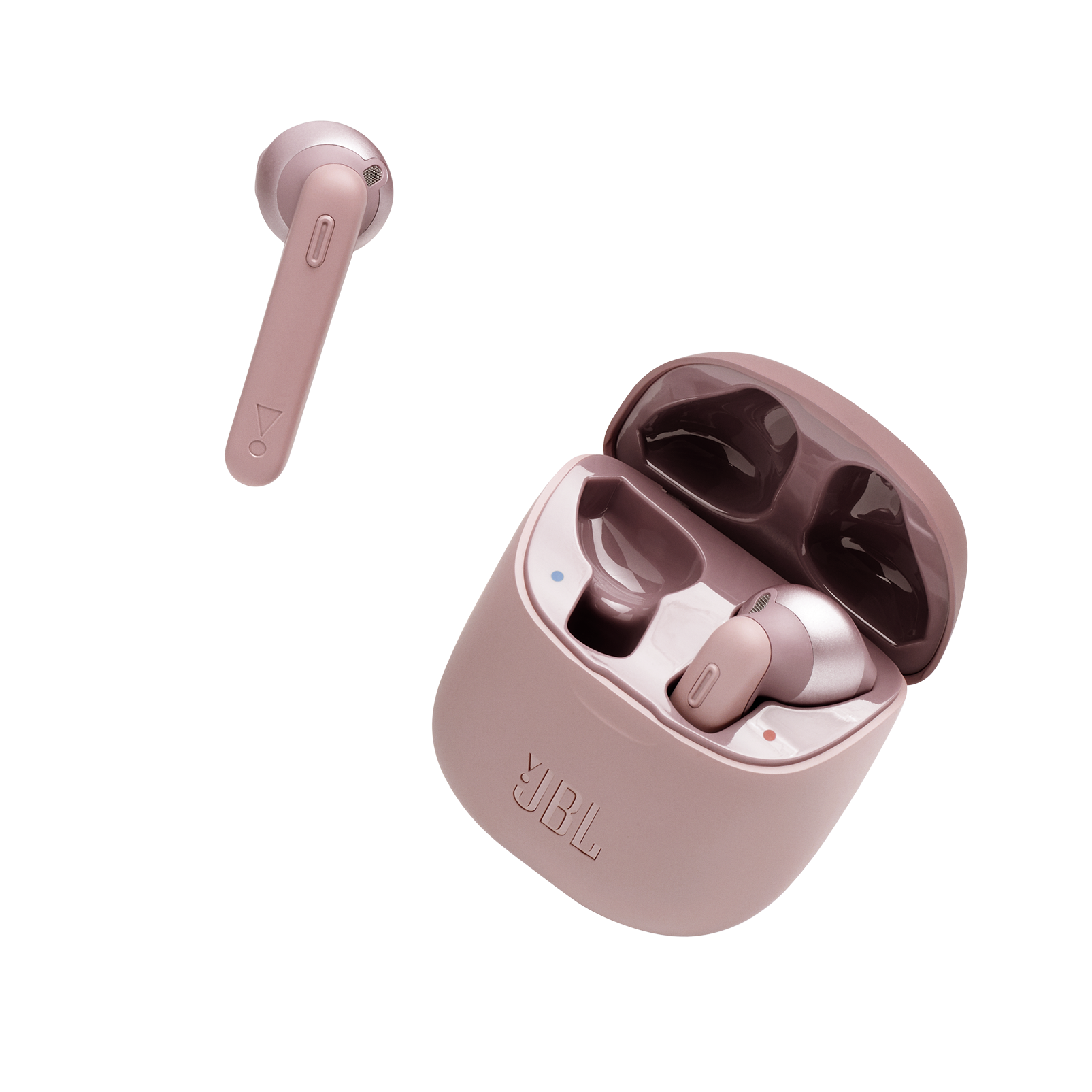 JBL TUNE 220TWS - Pink - True wireless earbuds - Detailshot 2