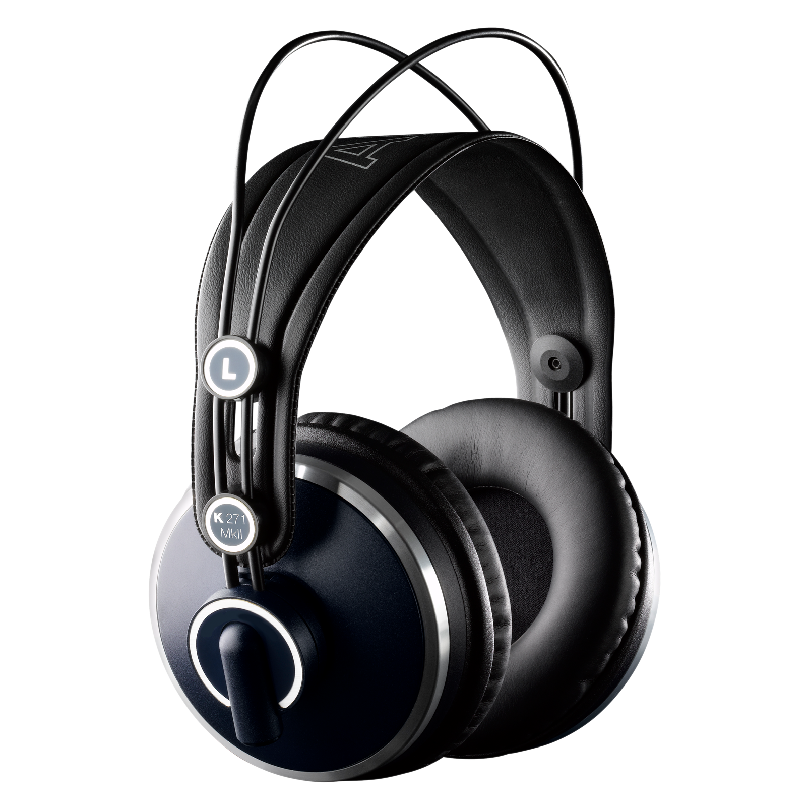 K271 MKII - Black - Professional studio headphones - Hero