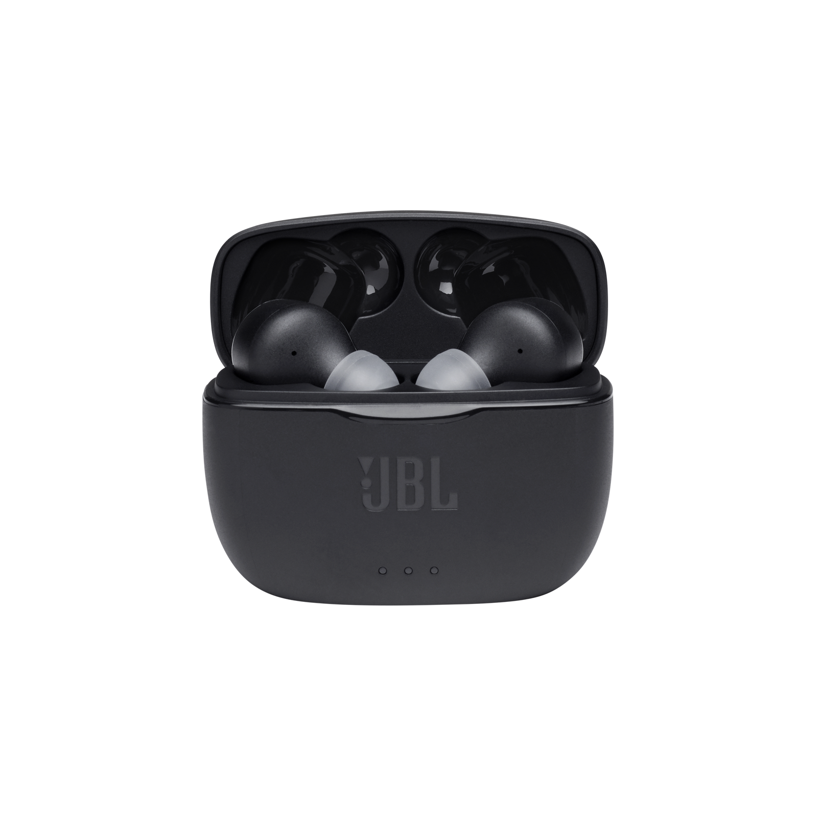 JBL Tune 215TWS - Black - True wireless earbud headphones - Detailshot 4